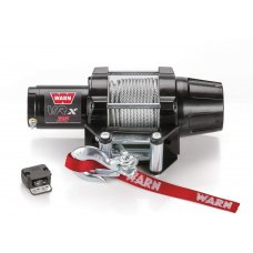 Warn Industries 101035 VRX 35 Powersports Winch with Steel Rope
