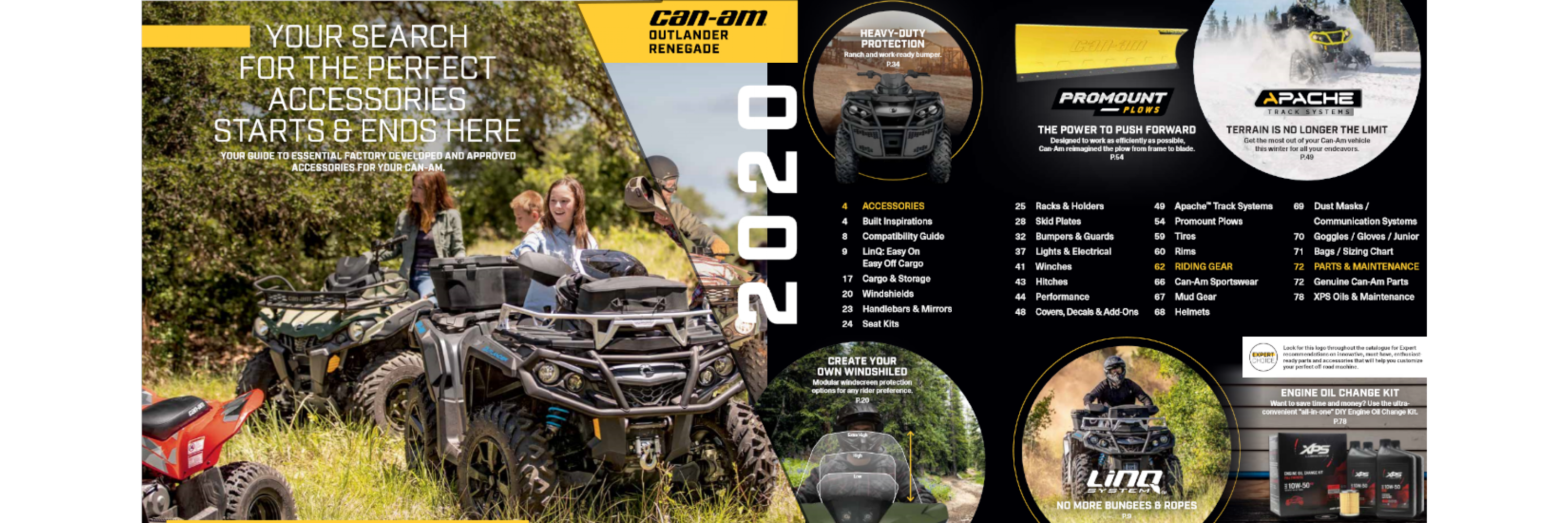 CATALOG CAN-AM