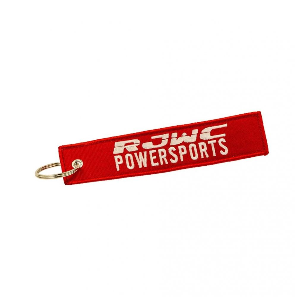 Fabric RJWC Key tag Get Exhausted / Remove before dirt