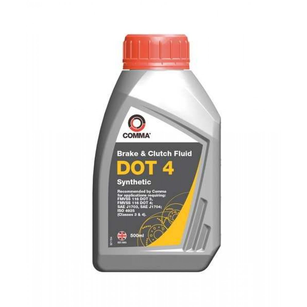 LICHID DE FRANA DOT4  500ML