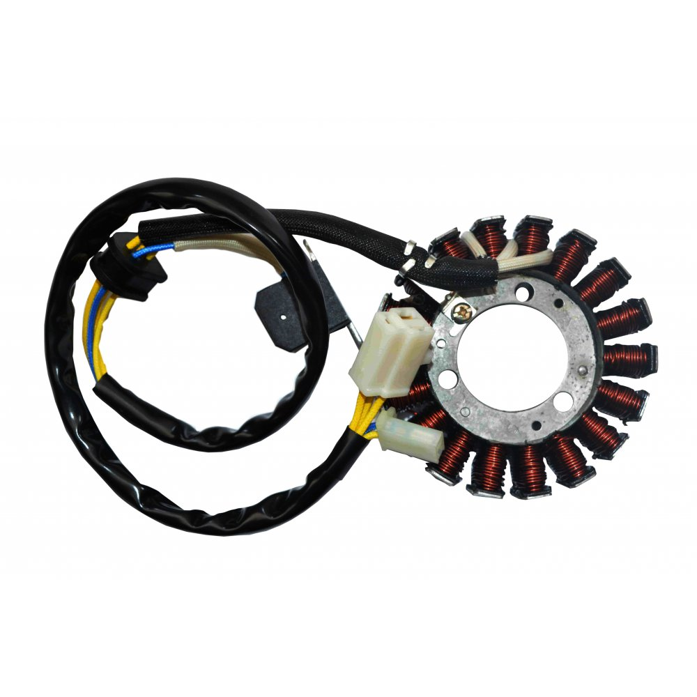 STATOR ASSY   THE COLOR OF a IS WHITE